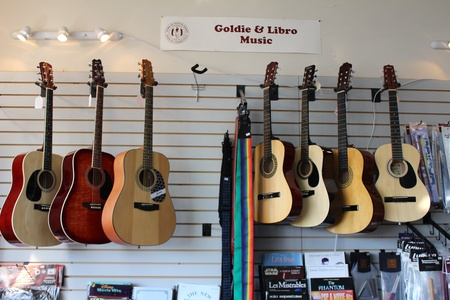 Goldie & Libro Music Center Store